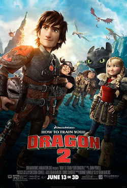 How to Train Your Dragon 2 (2014))
