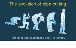 The evolution of pipe cutting