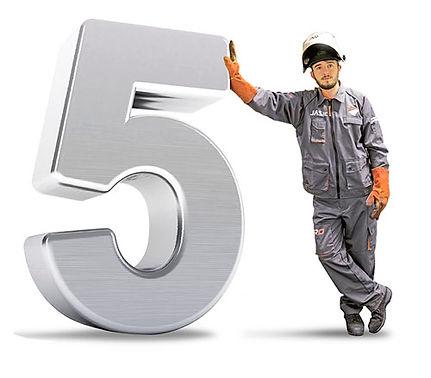 Jasic Welding Inverters 5 Year Warranty.jpg