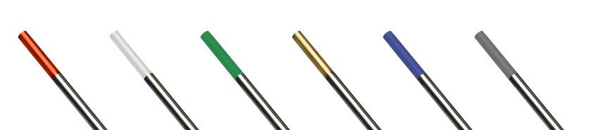 Jasic TIG Tungsten Electrodes