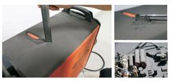 Jasic Inverters Metal Dust Testing