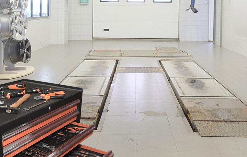 Custor Tool Cabinet