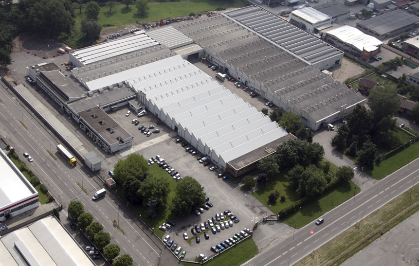 Mosa Manufacturing Facility In Italy