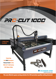 Jasic Pro-Cut 1000 CNC