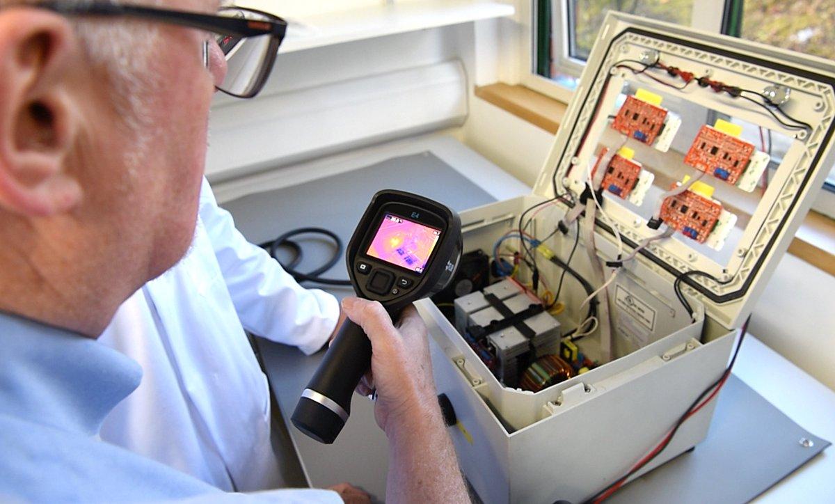 Jasic UK Thermal imaging Came
