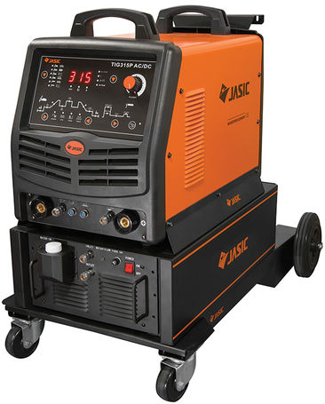 Jasic TIG 315 AC/DC Water-Cooled