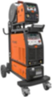 Jasic MIG 350P Inverter Welder