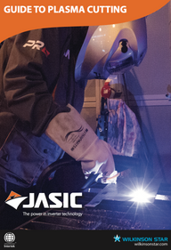 Jasic Guide to Plasma Cutting