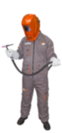 Jasic HD True colour welding/grinding helmet