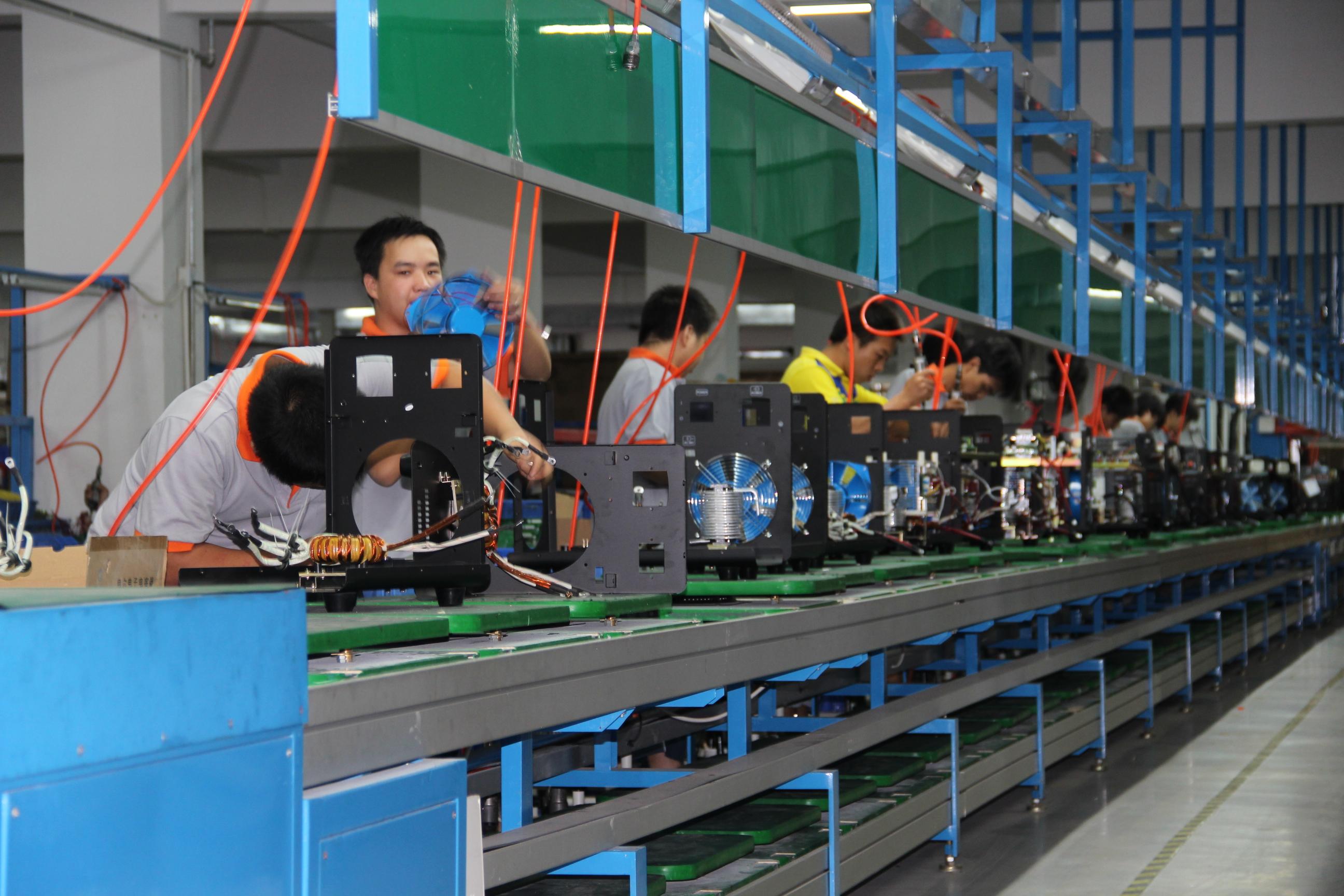 Jasic Production Line
