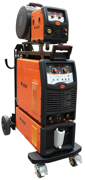 Jasic MIG 500 Pulse Synergic
