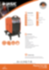 Jasic Cut 160 Sales Leaflet