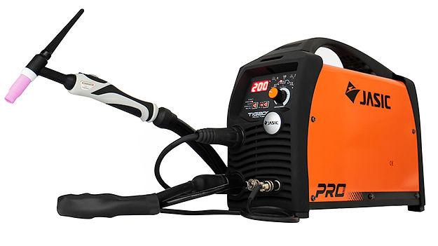 Jasic TIG 200 AC/DC inverter welder