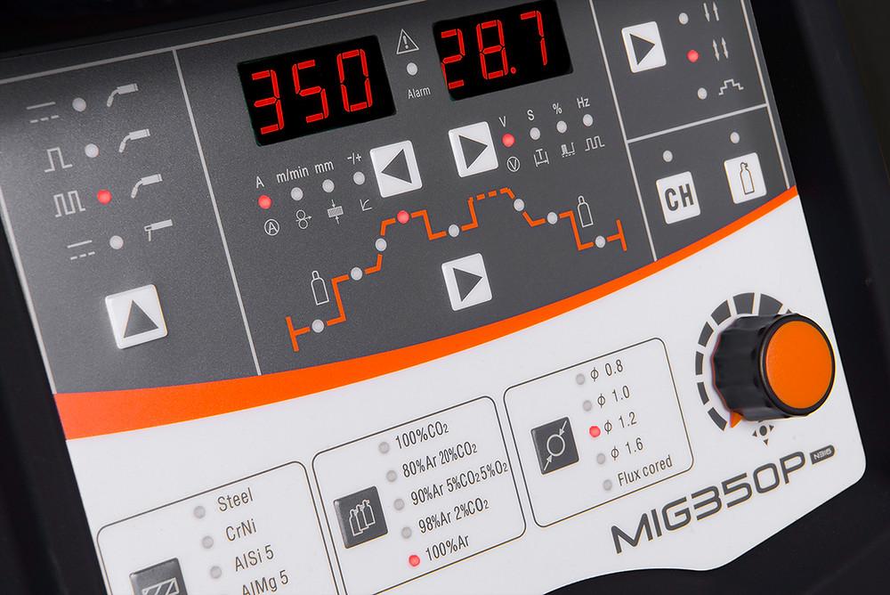 Jasic MIG 350 Pulse Welder