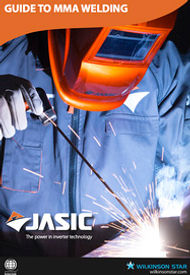 Jasic Guide to MMA Welding Cover