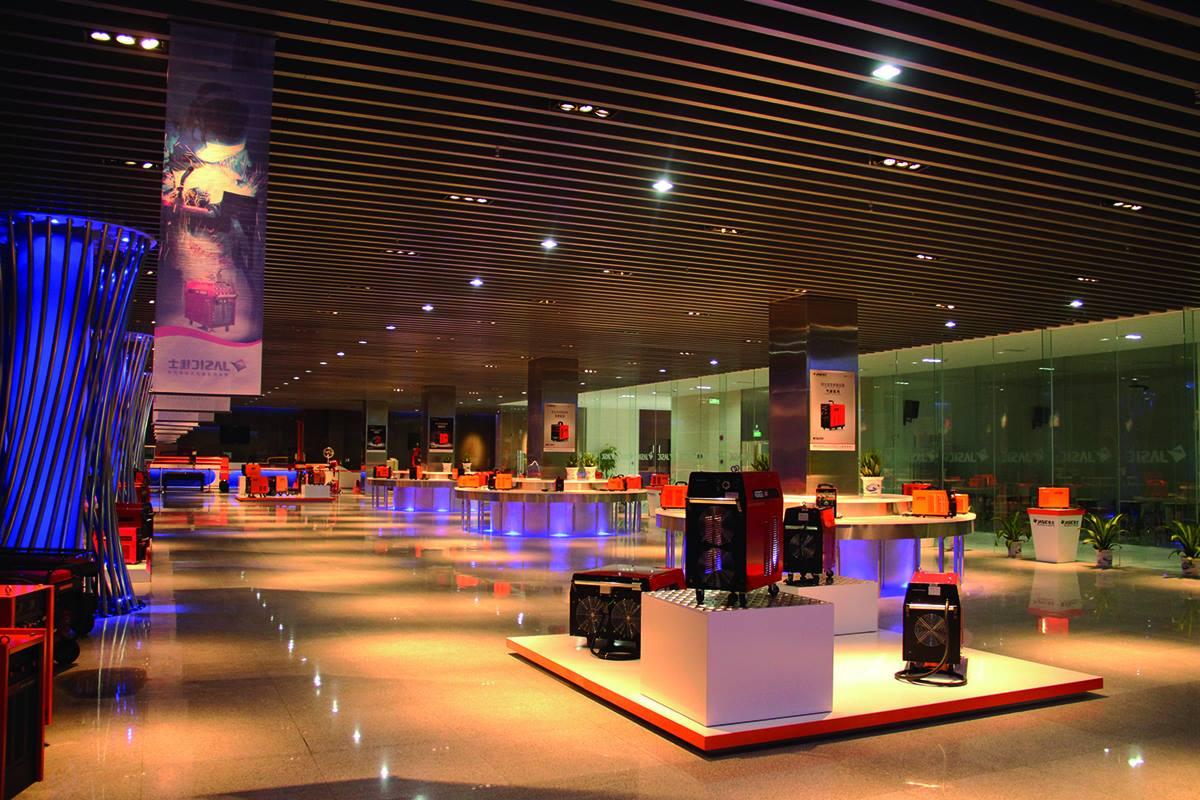 Jasic Showroom Shenzhen
