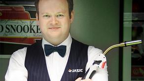 Jasic Sponsor World Snooker Star Shaun Murphy