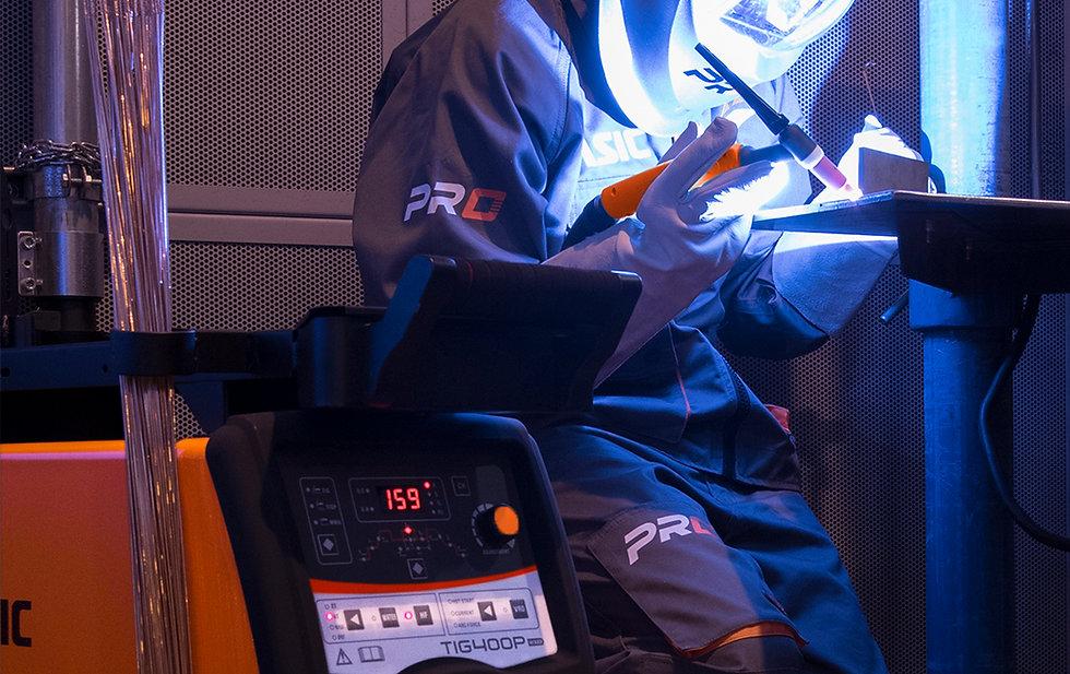Jasic TIG 400P Welding Inverter