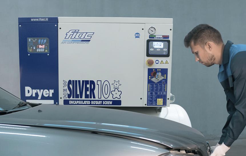 Fiac Silver Inverter Compressor