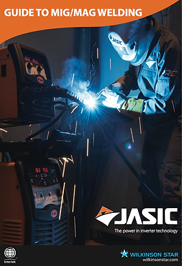 Guide To MIG/MAG Welding