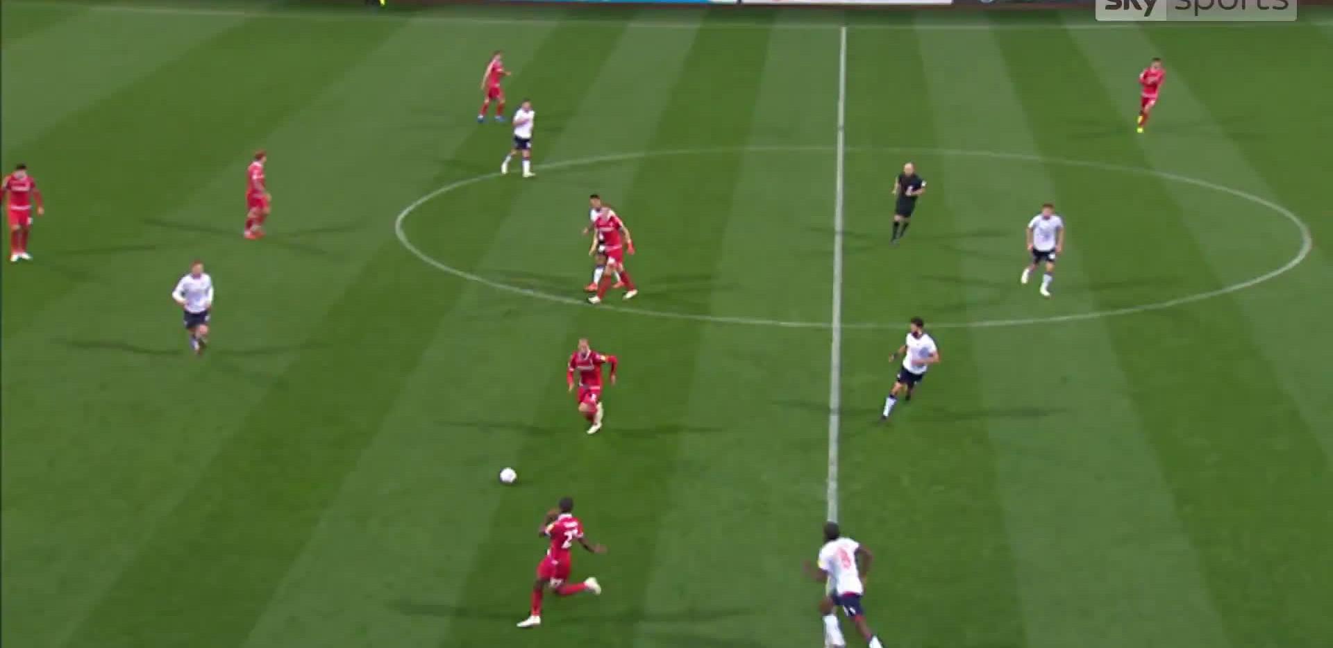 Bolton Wanderers v Nottingham Forest