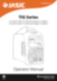 Jasic TIG 180/180DV/200 Operator Manual