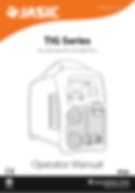 Jasic TIG 200P PFC Operator Manual