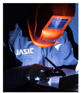 Jasic TIG Welding