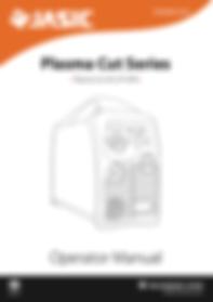 Jasic Plasma Cut 45 PFC Operator Manual