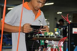 Jasic Welding Inverters Production