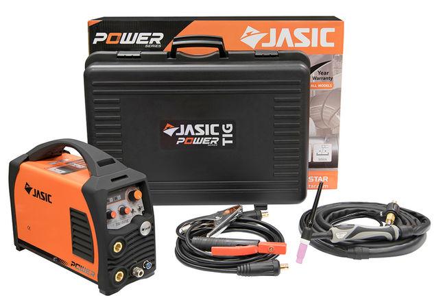 Jasic Power TIG Welding Inverter