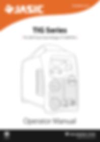 Jasic TIG 200P DV Operator Manual