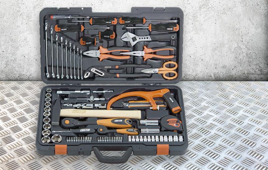 Custor Tool Kit