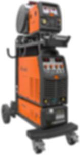 Jasic MIG 450S Water-Cooled Inverter Welder