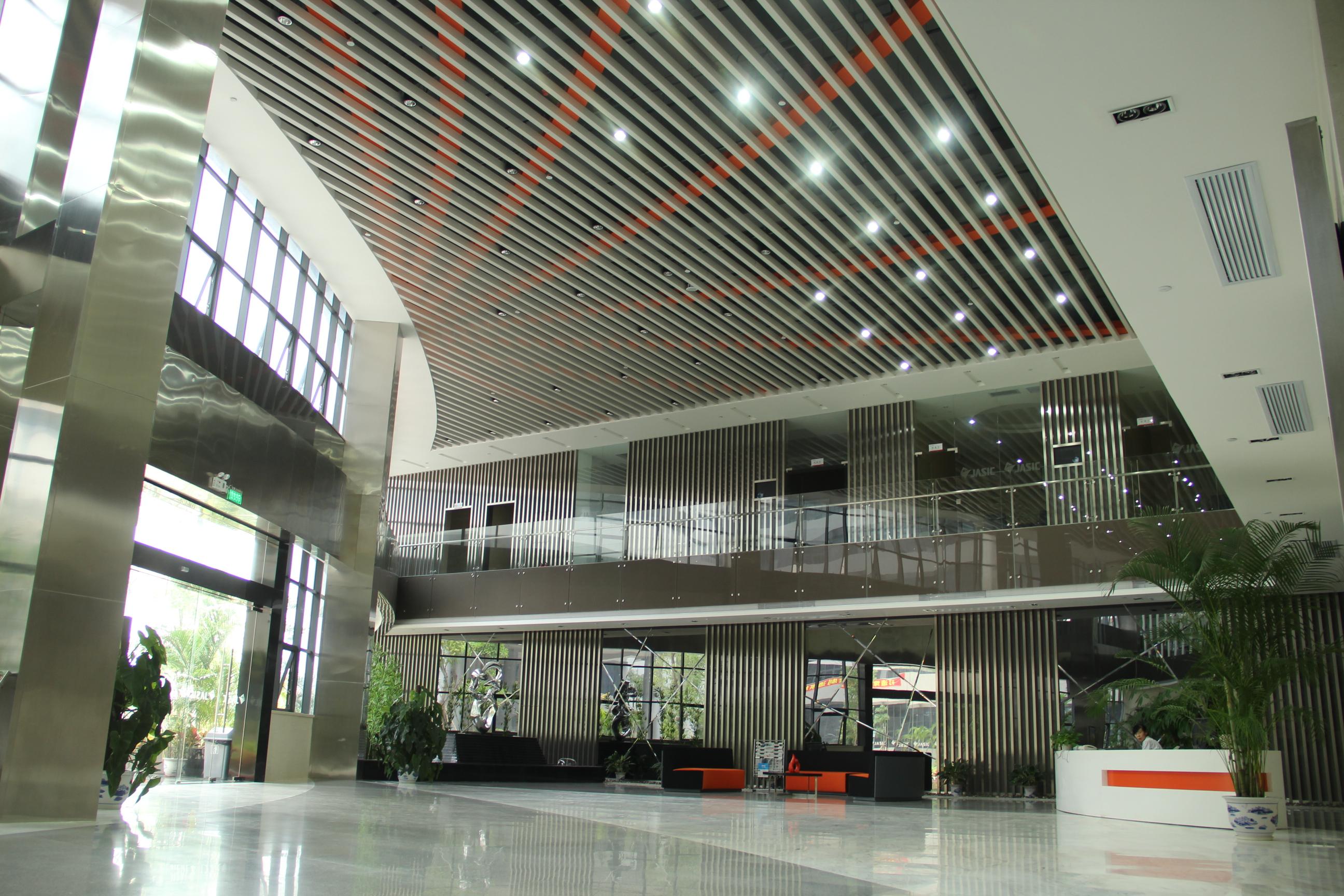 Jasic Reception Shenzhen
