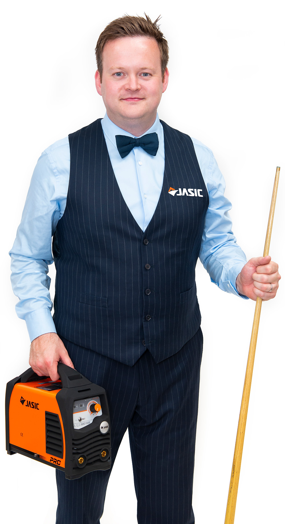 Jasic Sponsored Snooker Star Shaun Murphy