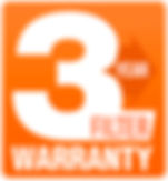 Jasic ADF Filter Warranty Logo