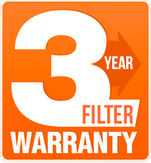 Jasic ADF Filter Warranty Logo