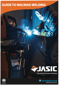 Jasic Guide to MIG/MAG Welding Cover