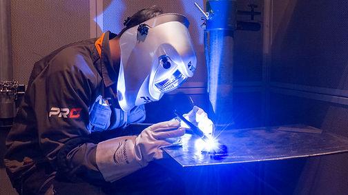 TIG welding Jasic Inverters