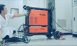 Jasic Inverters Test Laboratory