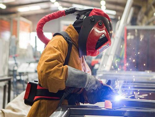 Starparts Navitek Airfed Welding System