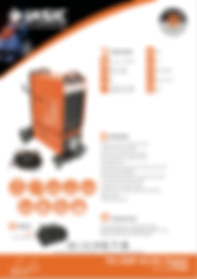 Jasic TIG 500 AC/DC Sales Leaflet