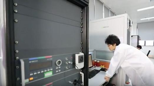 R & D laboratory at Jasic Welding Inverters.