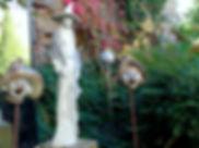 Au jardin la sorcière.