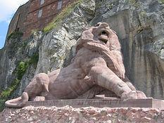 Belfort, le lion