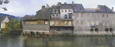 le musée Courbet à Ornans, ville natale du Peintre