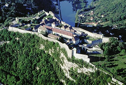 Besançon, la citadelle de Vauban le zoo et les musées.