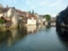 Ornans, la petite Venise