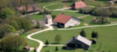 Nancray, l'éco musée des maions comtoises.